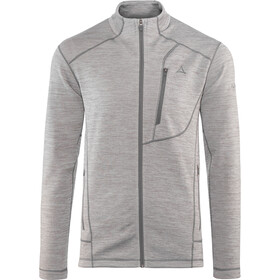 Schöffel Monaco1 Fleece Jacket Men silver filigree